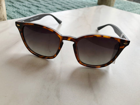 Red Carpet Sunglasses - Copper