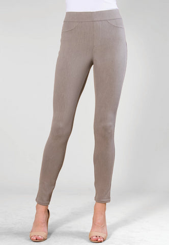 Simply Noelle Chino Pants - Taupe