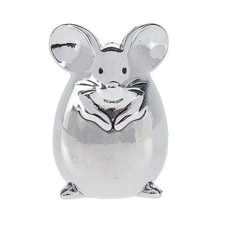 Camillions Little Good Luck Mouse Pocket Charm