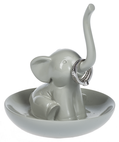 Camillions Elephant Trunk Ring Holder