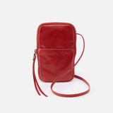 Hobo Fate Small Crossbody - Brick