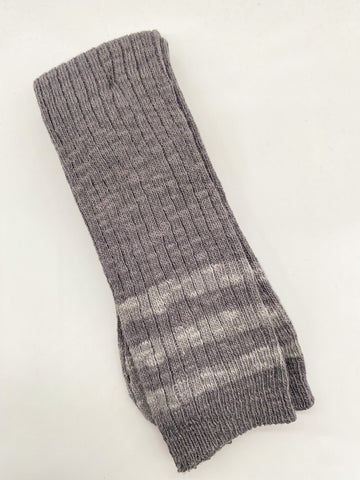 Simply Noelle Striped Tall Boot Socks - Assorted