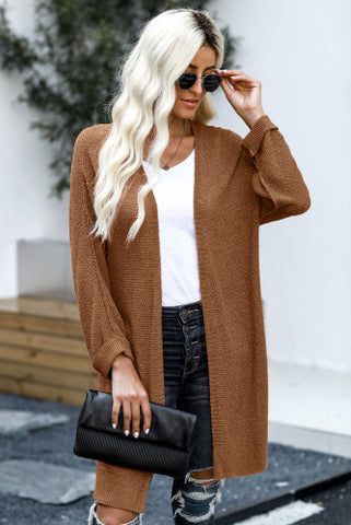 Camillions Cozy Up Slouch Cardigan Sweater