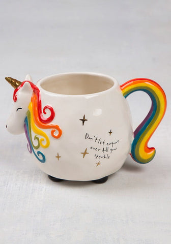 Natural Life Mug - Unicorn