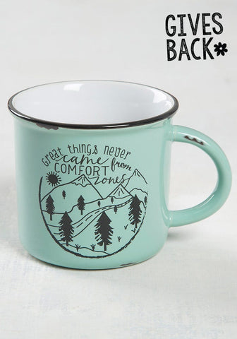 Natural Life Mug - Great Things