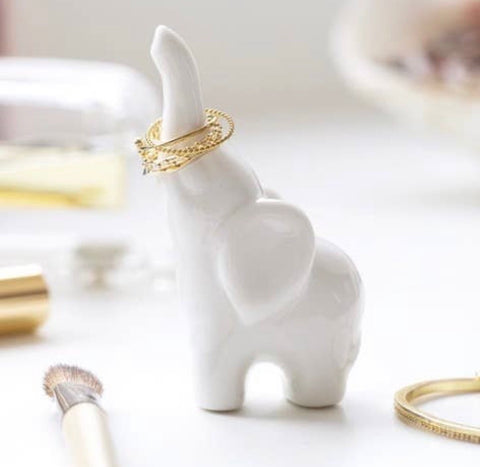 Camillions Elephant Ring Holder