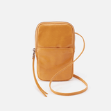 Hobo Fate Small Crossbody - Mustard