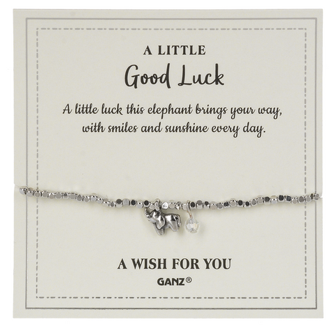 Camillions A Little Good Luck Bracelet