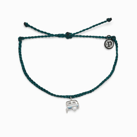 Pura Vida On the Road Bracelet - Teal