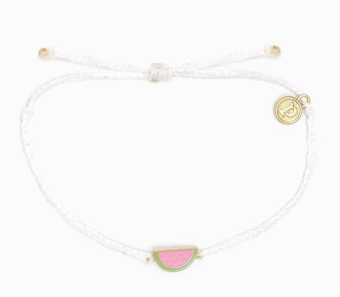 Pura Vida Watermelon - White