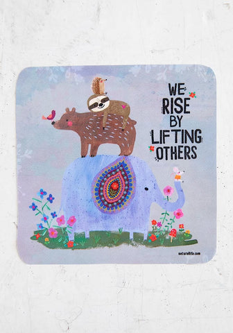 Natural Life Sticker  - We Rise