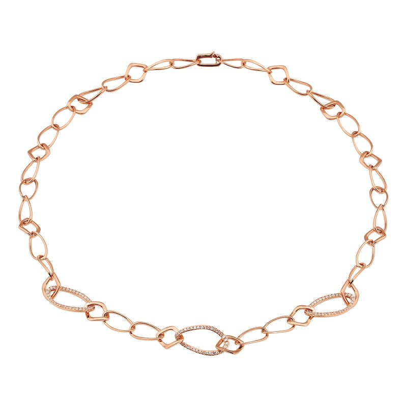 Figaro Chain Necklace - Euro Time & Jewels