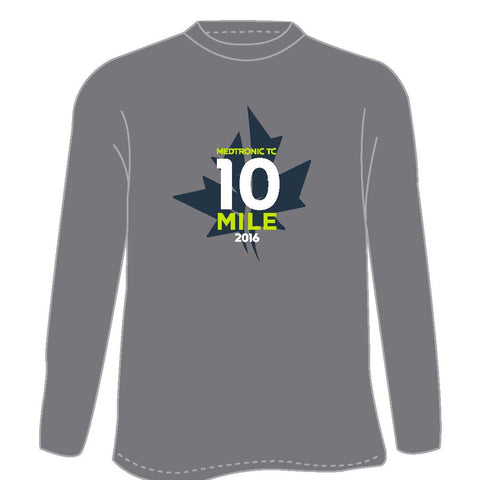 Medtronic TC 10 Mile Participant Shirt