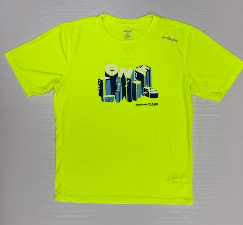 1 Mile Brooks TCM Short-Sleeve Technical Shirt - Men's 2018