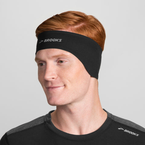 2017 Brook's Greenlight Headband - Black