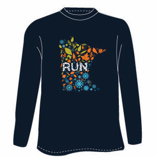 2017 Run Minnesota Tee