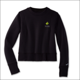 2020 Brooks TCM 10 Mile Notch Thermal Long Sleeve - Black (Women's Sizing)