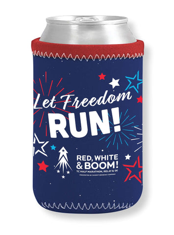 Red, White & Boom! Koozies