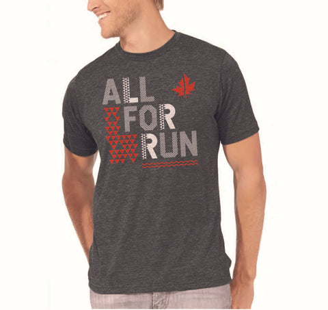 All For Run Men's Tee