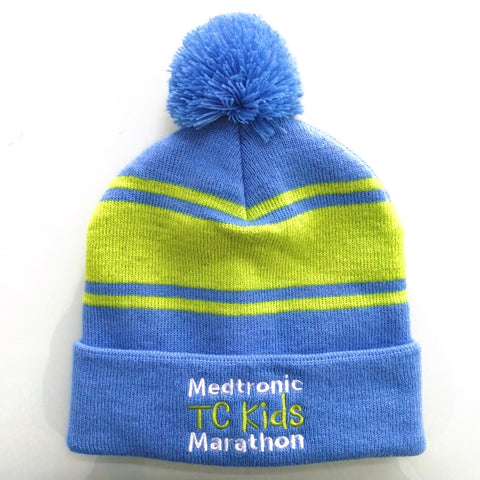 Medtronic TC Kids Marathon Pom Hat