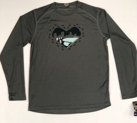2018 Valentine's Day 5K Long Sleeve Shirt