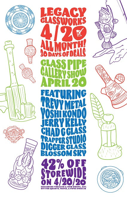 420 Head Shop Glassblowers