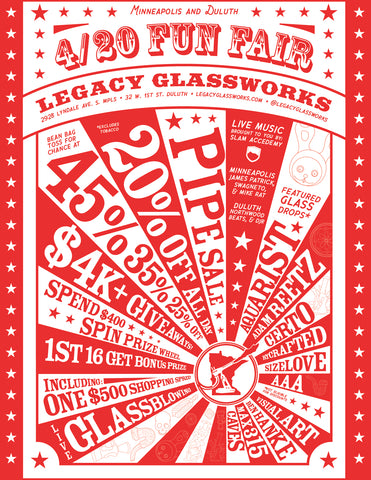 Events – Legacy Glassworks