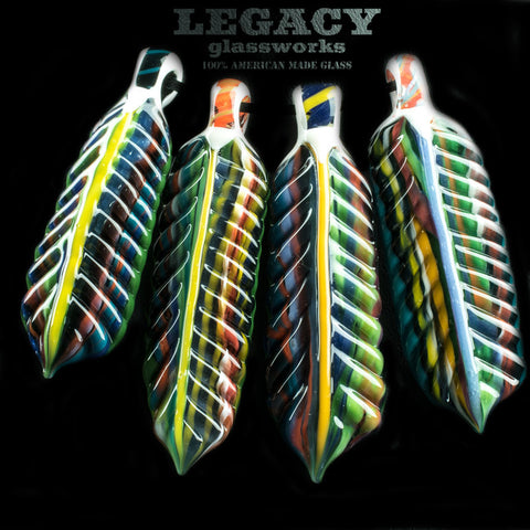 AAA Coogi Feather Pendants