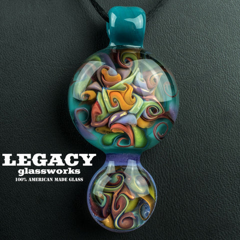 AAA Double Tessellation Pendant