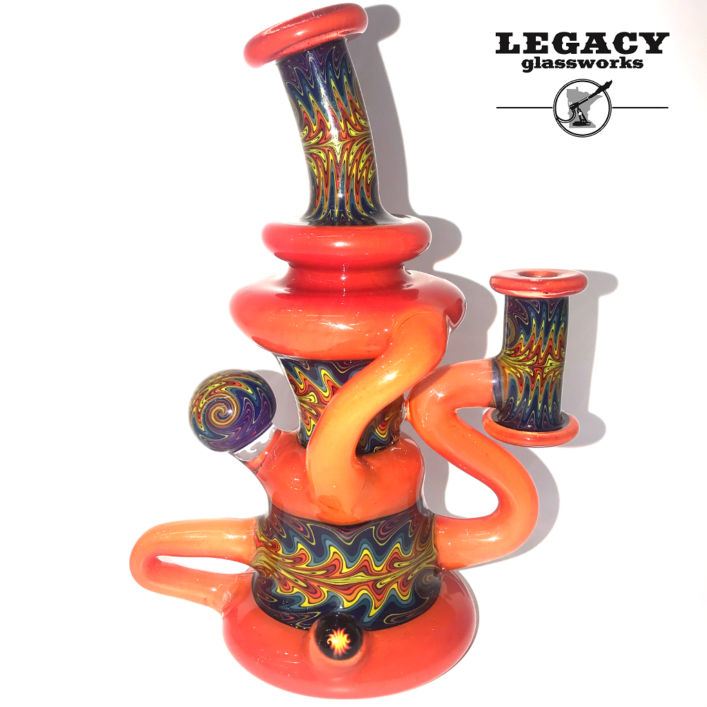Wig Wag Double Uptake Recycler by Andy G