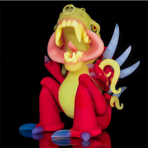 Elbo x Avatar Japanese Toy T-Rex