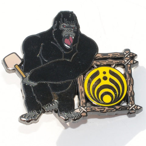 Base Ape Hat Pin