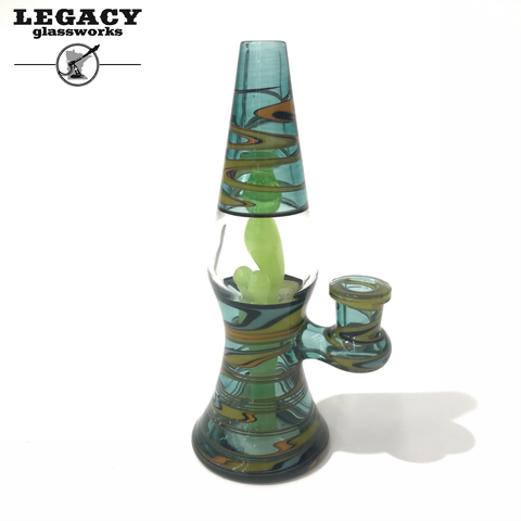 Bluegrass Lamp #1