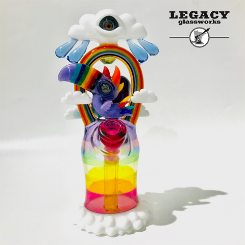 Brandon Martin x RJ Glass Collaboration Tube