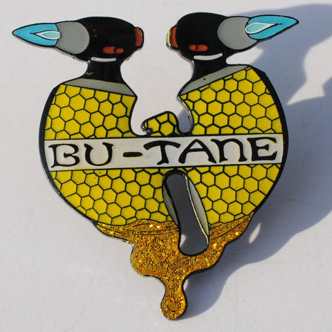 Bu-Tane Hat Pin