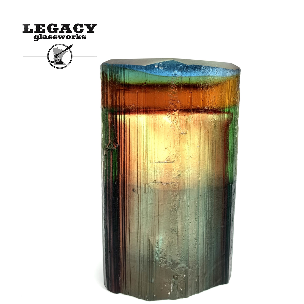 Digger Glass Decorative Crystal