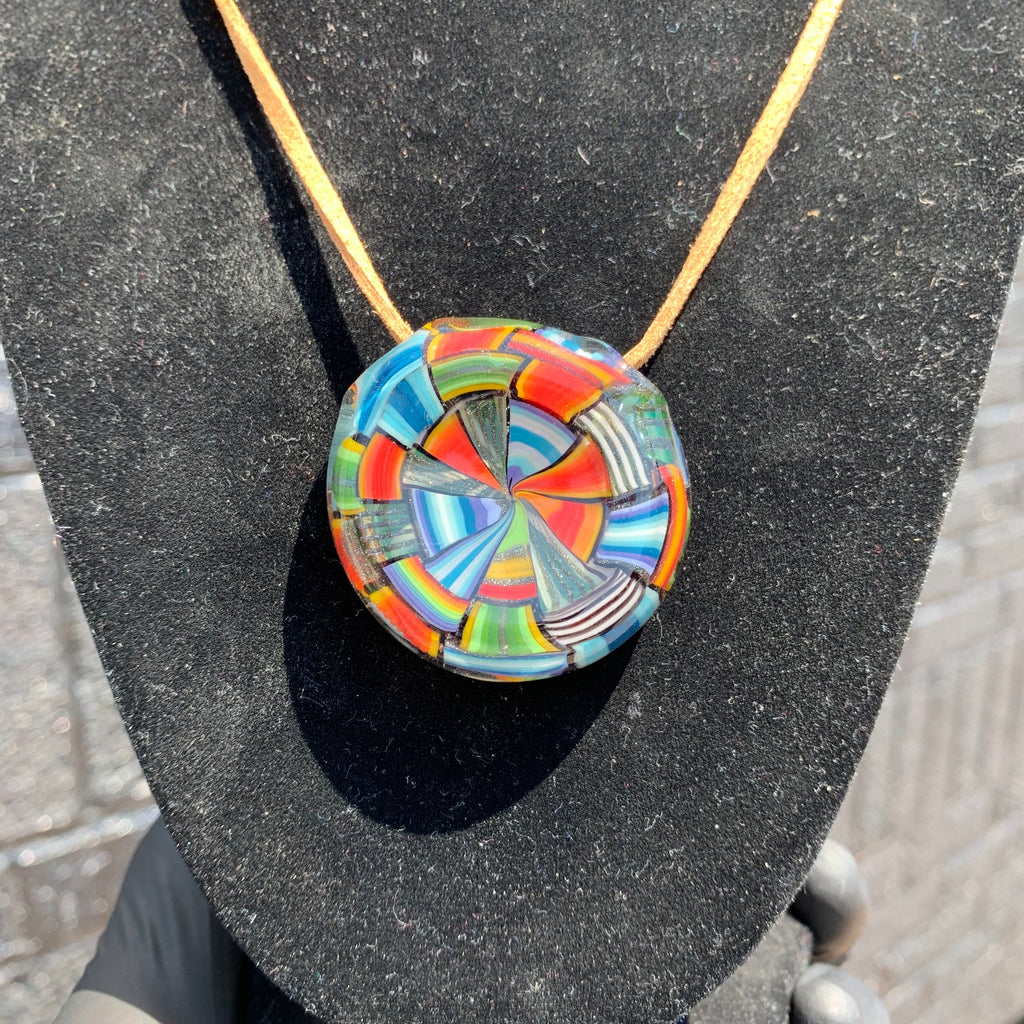 Jeff Green Chip Stack Pendant