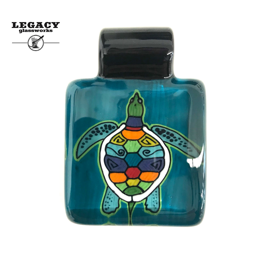 Kevin Murray Turtle Pendant