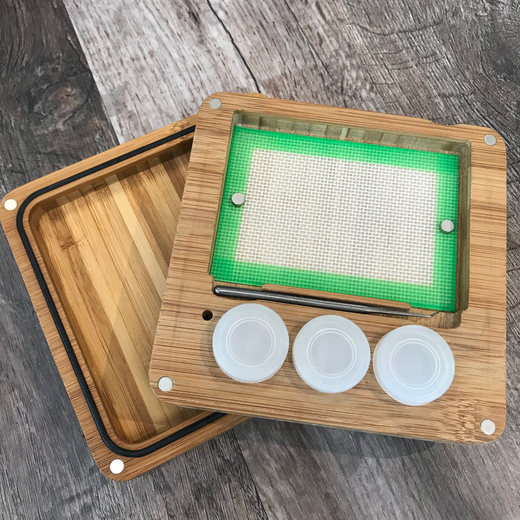 Kind Large Wooden Tray