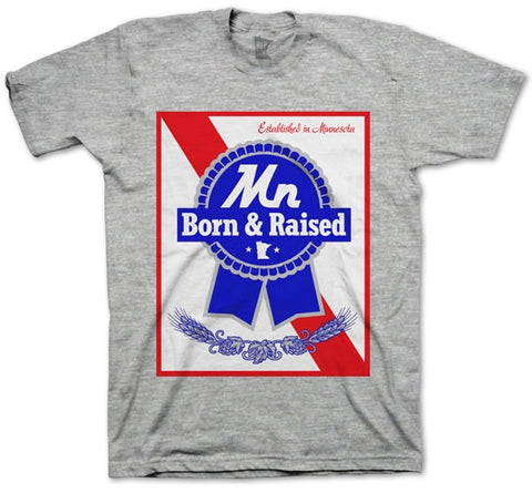 MN Born and Raised Shirt