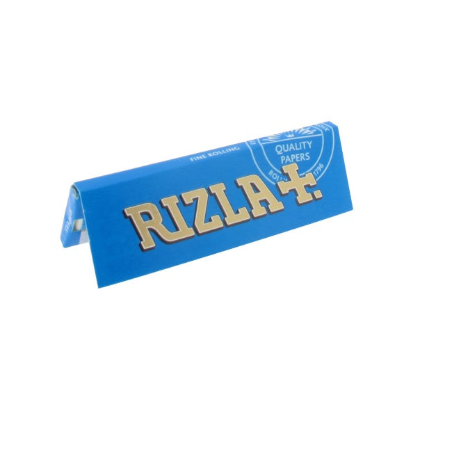Rizla Blue 1 & 1/4 Rolling papers