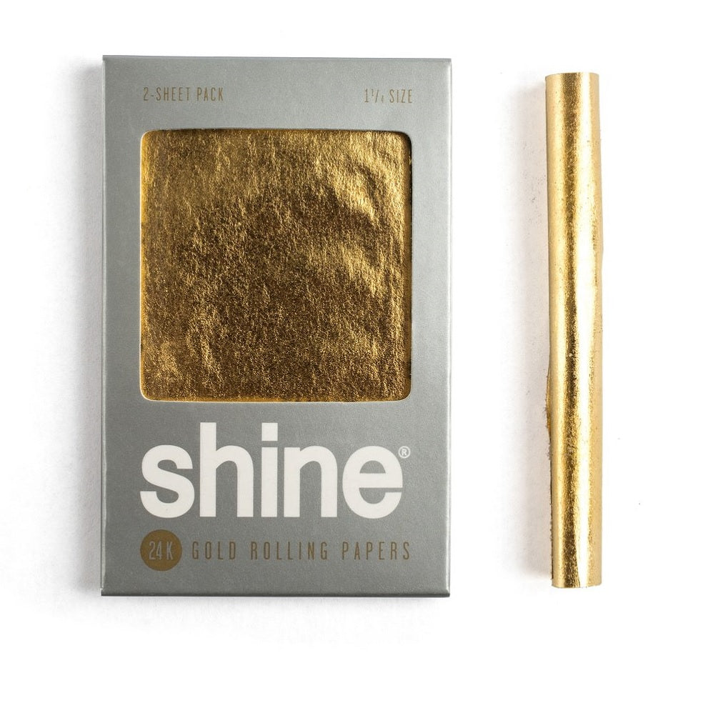 Shine 24k Gold Papers