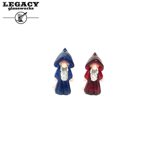 Tristan Lund Wizard Pendant (Blue & Red)