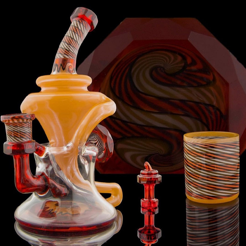 4.0 (Eric Ross) Pomegranate Float Through Recycler #9