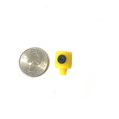 Groe Spray Cap Pendant- Yellow