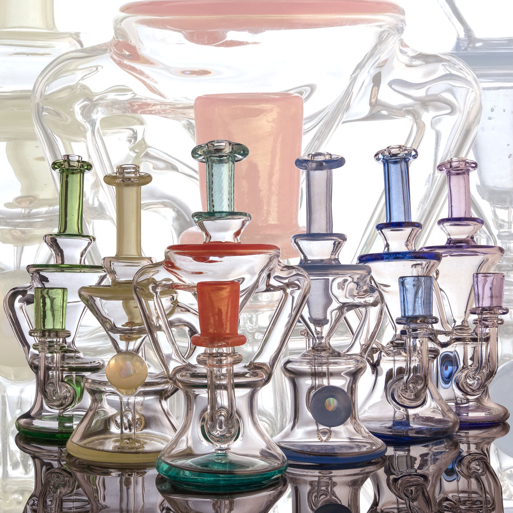 Jfell Cone Recyclers