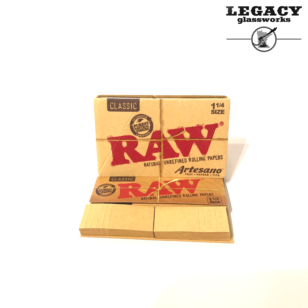 Raw Artesano Pack