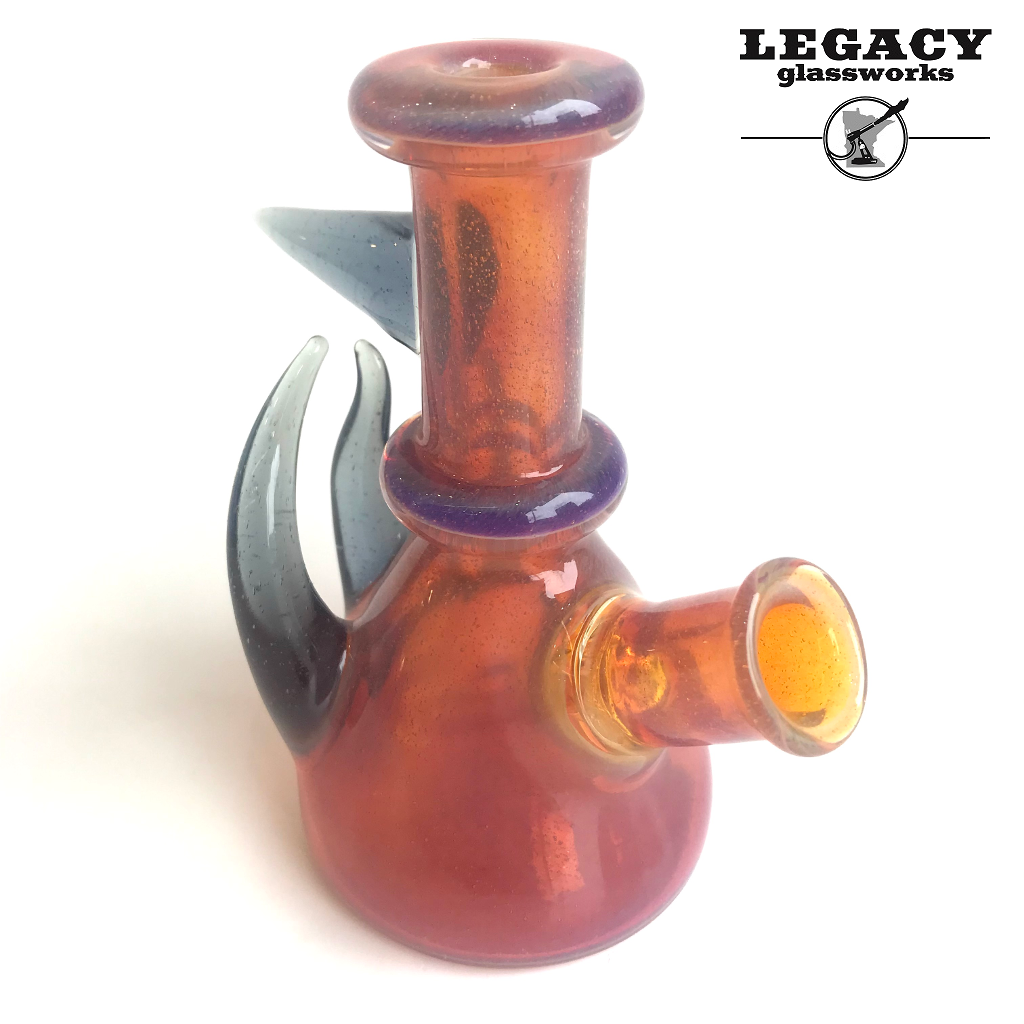 Trap Glass Xtra Mini Horned Beaker