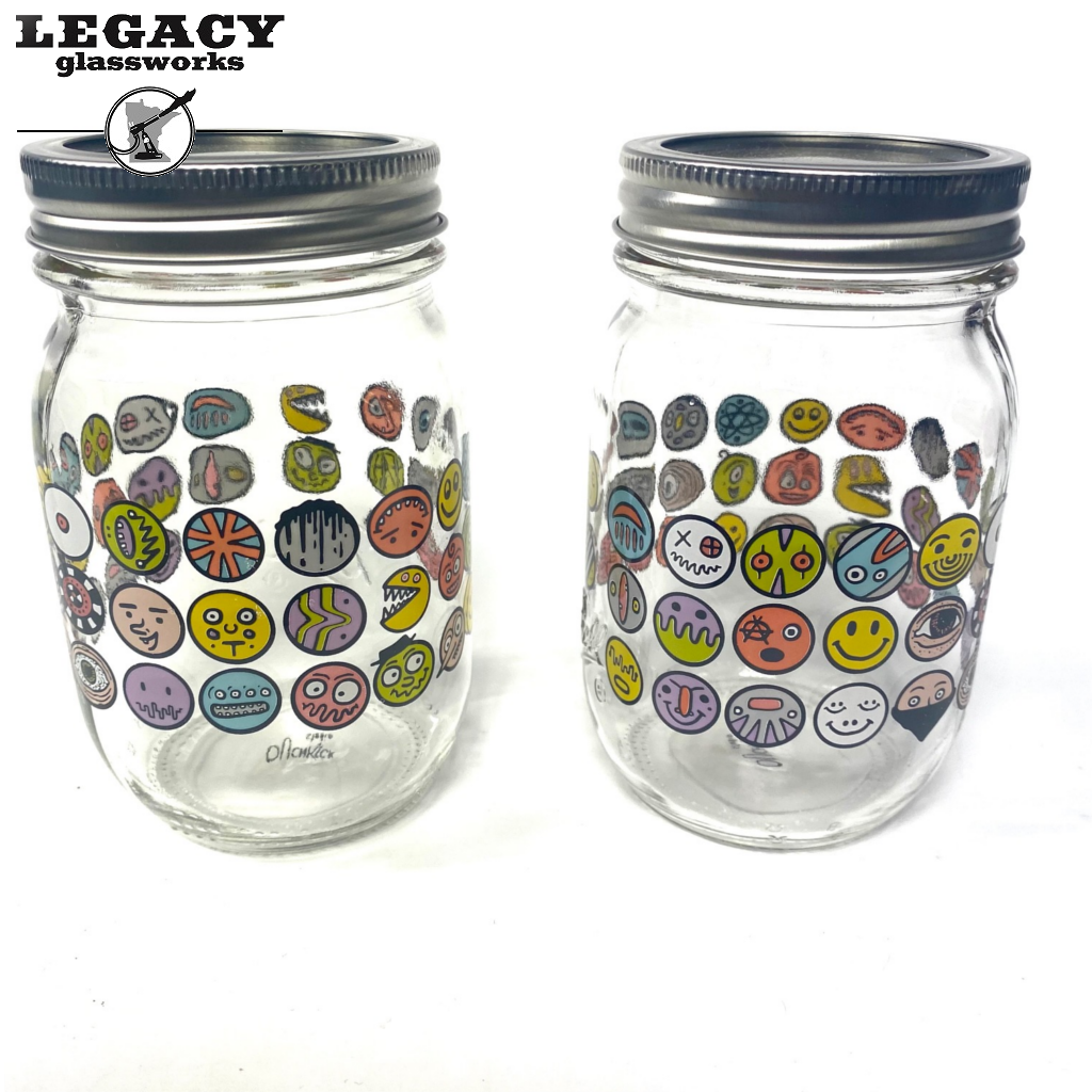 ZACH PUCHOWITZ SMALL JARS