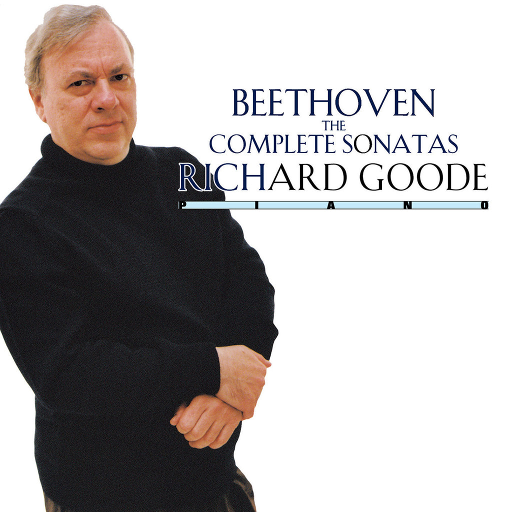 Beethoven: The Complete Piano Sonatas - Richard Goode (10 CDS)